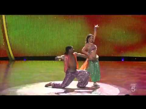 Alicia & Russell - Bollywood - SYTYCD -USA-s6