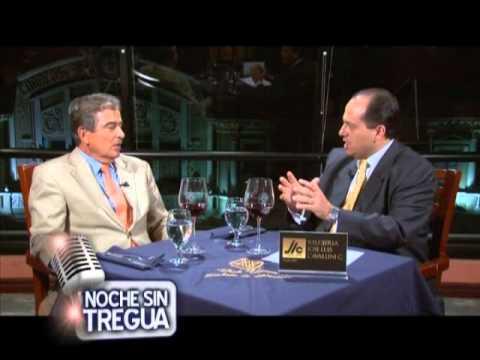 Noche Sin Tregua con Jorge Luis Pinto Afanador
