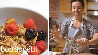 Nut-Free Granola | Bin It to Win It | Bon Appetit