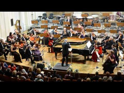 Újévi Koncert 2017 - Dinu Lipatti Filharmónia