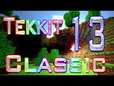 Tekkit Classic - Part 13: Watermelon Seeds!