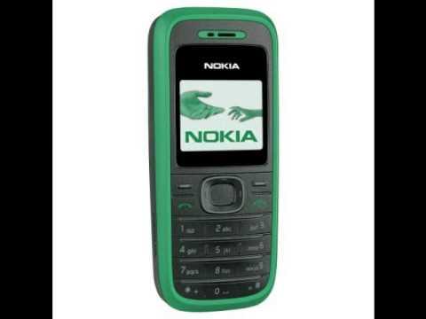Nokia 1208 Ringtones - Airy