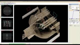 PCモニターケーブル:ブツ切り動画