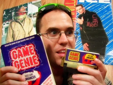 Awesome Video Games - Episode 32 - Game Genie pt.1 (FFStv.com)