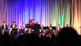 PSP Big Band - Killing me softly solo by Max Tit