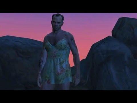 Мэддисон играет в GTA 5 от первого лица, Финал