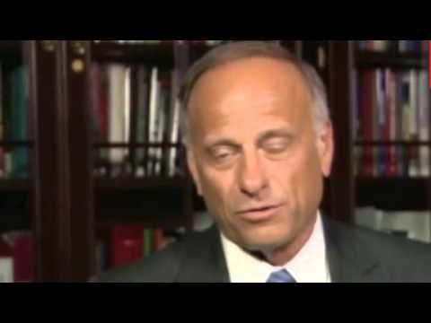Rep  Steve King  Immigrants Mostly 'Evil' Marijuana Smugglers With 'Calves the Size of Cantaloupes'