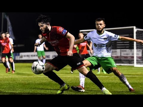 Cabinteely 1-1 Drogheda United - First Div. Playoff 1st Leg - 18th Oct 2019