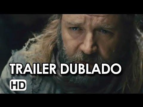 Noé Trailer Oficial Dublado (2014) HD