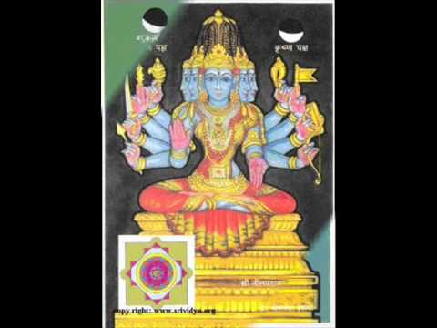 Sri Lalitha Sahasranama Stotram-1 video