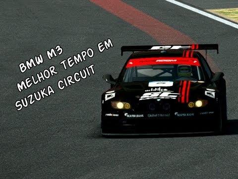 RaceRoom Racing - BMW M3 @ Suzuka [G27 Gameplay]