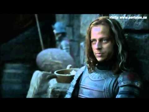 Arya Stark and Jaqen Hgar (Subtitulos)