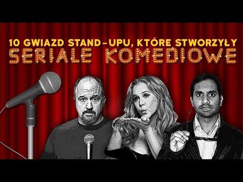 10 Stand-uperów, Ktorzy Mają Własne Seriale Komediowe