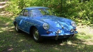 1964 Porsche 356C Completed Restoration