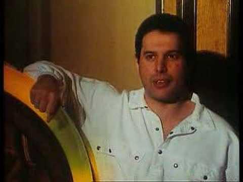 Freddie Mercury The Last Interview - YouTube