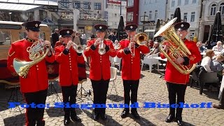 "Herford - Alter Markt - ""Very British"" - ""Band of the Royal Engineers"""