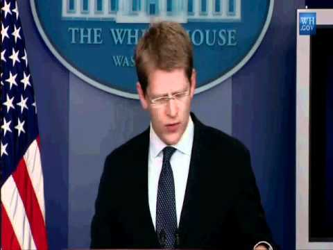 White House Press Secretary Jay Carney gets really condescending and sarcastic