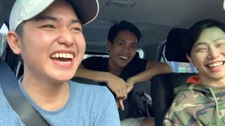 Kulitan with kuya Yamyam and choi Agassi - YONG MUHAJIL VLOGS