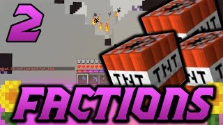 "Minecraft COSMIC Faction: Episode 2 ""TNT VERSUS THE WORLD!"" w/ MrWoofless"