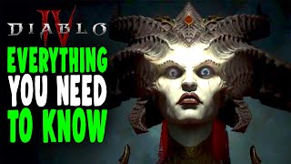 Diablo 4 - Everything You Need to Know About Lilith