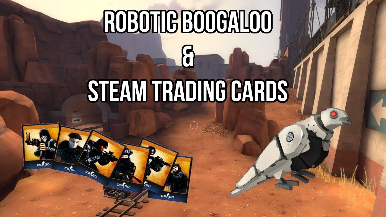 Steam trading card team fortress