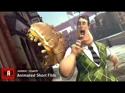 Hambuster (HD) MOST EPIC Animated Film By Paul Alexandre & Team. Feat.in Sketchozine.com V6+8