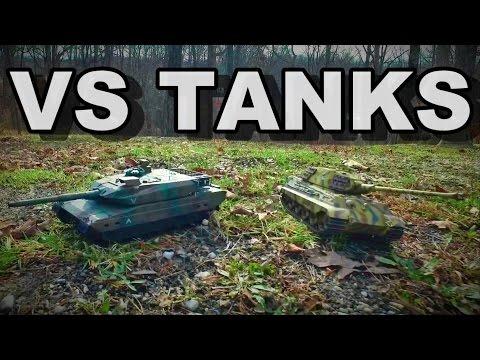 VS Tanks RC Tank Review - TheRcSaylors
