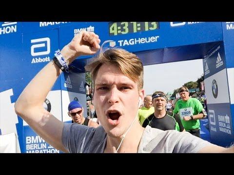 Худший марафон в Берлине
