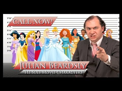 ARE YOU THE VICTIM OF A DISNEY PRINCESS? CALL JULIAN BEARDSLY!