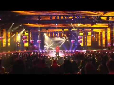 Chris Brown - Forever Live On Australian Idol