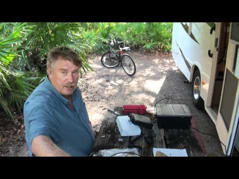 HAM Radio 4 RV Travels - Worldwide Communication Network