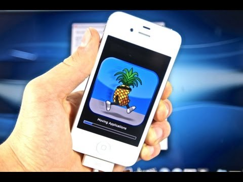 How To Jailbreak 6.1.3 Semi Untethered & Hacktivate - iPhone 4, 3Gs & iPod 4G Redsn0w 0.9.15b3