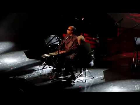 Stevie Wonder - Ain't No Sunshine - April 18, 2015