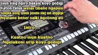 download lagu Ngobong Ati Karaoke Keyboard Yamaha gratis