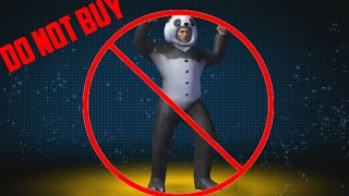 WARNING, DONT BUY THE PANDA SUIT!! Here's Why (Gangstar Vegas)