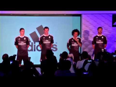 Mit Drachen: Real Madrid präsentiert neues CL-Trikot
