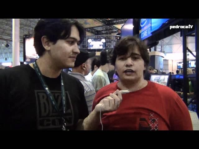 IEM Sao Paulo 2012 - Entrevista com Zaim