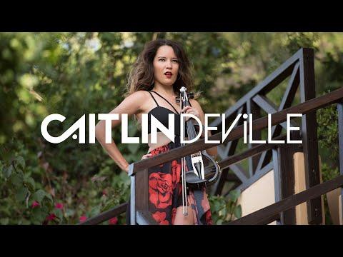 Échame La Culpa (Luis Fonsi, Demi Lovato) - Electric Violin Cover | Caitlin De Ville