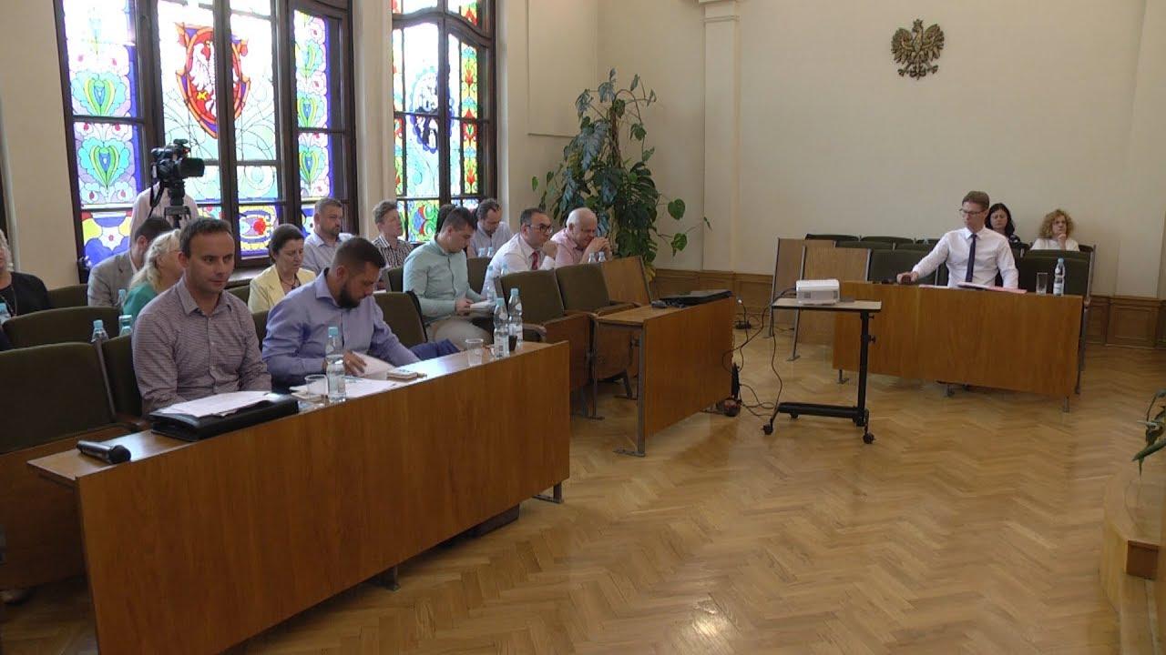 XVI sesja Rady Miejskiej, część III