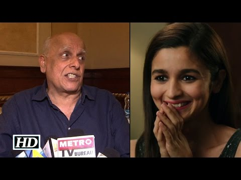 Mahesh Bhatt REACTS on Alia's Kissing Scenes in Kapoor & Sons