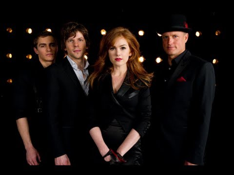 Now You See Me: Jesse Eisenberg and Isla Fisher interview