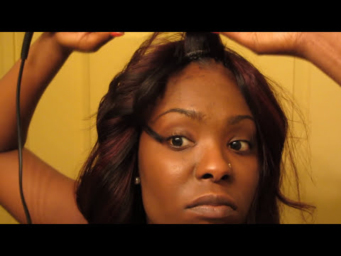 Invisible Part Sew-in NO GLUE!!!!!!!!!!!!!!! ★ ☆ ✰