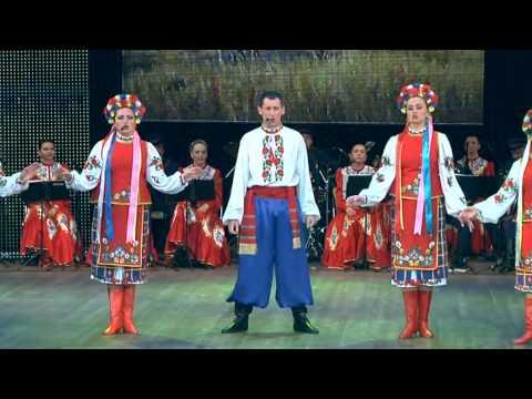 Народный ансамбль Околица Донецк. Отчетный концерт