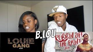 "download lagu B. Lou- ""louie Gang"" X ""rubbin Off The Paint""- gratis"