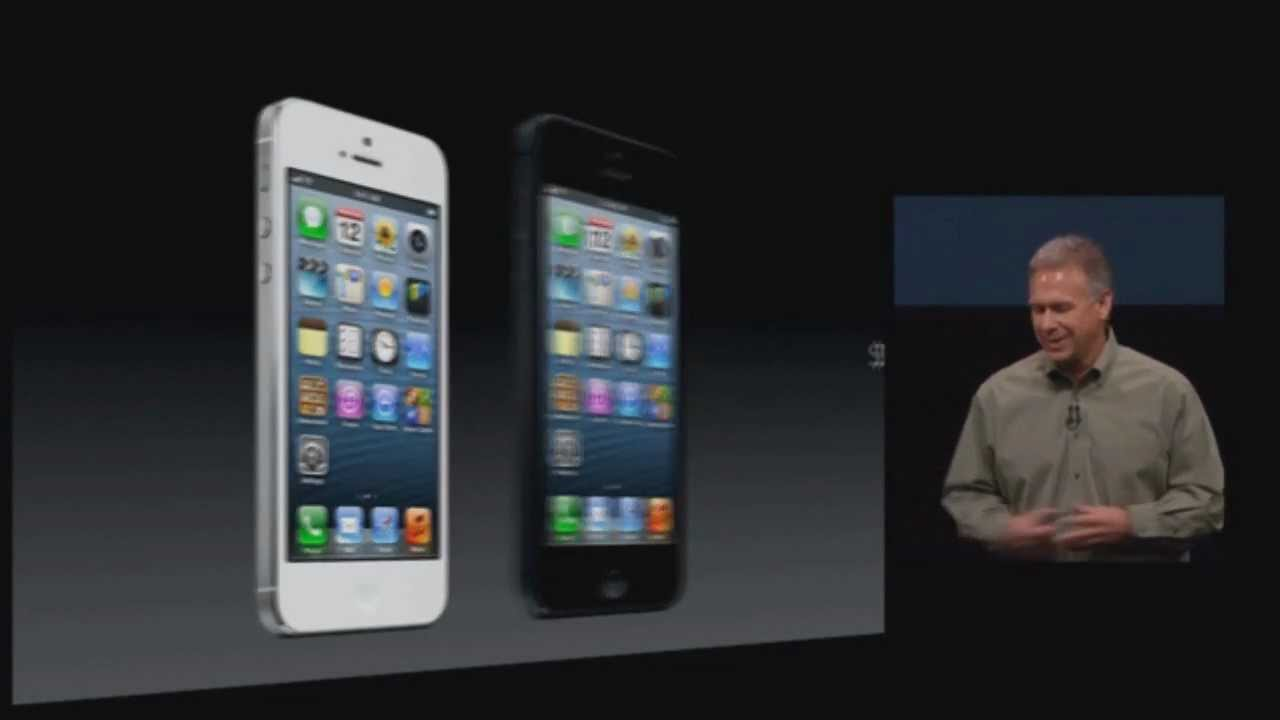 how to play iphone 5 on tv