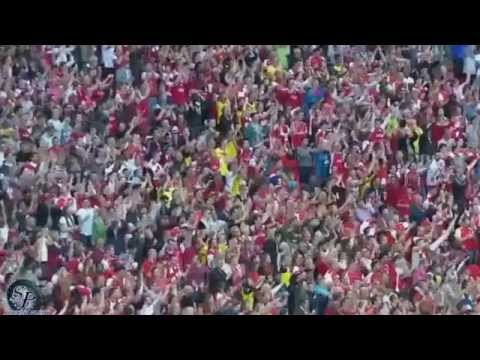 Arsenal vs Manchester City 3x0 2014 HD 10/08/14