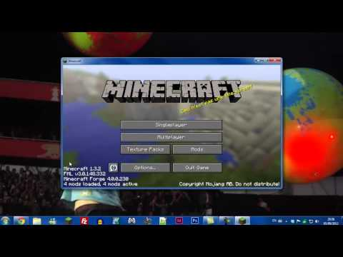 How To Install Pixelmon 1.6.2 On Minecraft (Pokemon Mod)