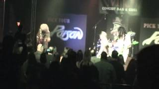 Watch Poison Let Me Go To The Show video