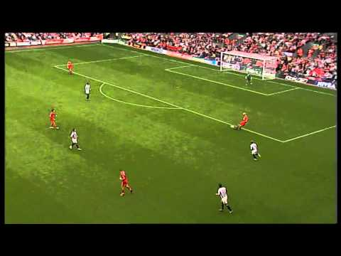 Liverpool vs West Bromwich Albion 3-0 All Goals & Highlights 11.09.2004