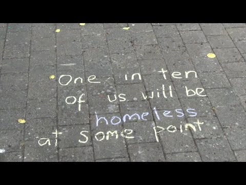 what is it to be homeless Jennifer was living in her car at one point, until she met the person who inspired her to go back to school.